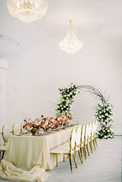 аренда стульев для свадьбы
