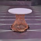 стол для торта на колесиках