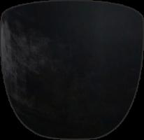 подушка черная